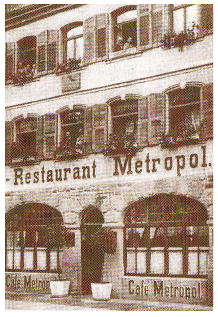 Spitalstraße