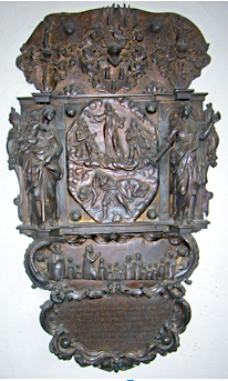Bild-Epitaph v. Balth. Rüffer