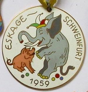 ESKAGE Schweinfurt 1959