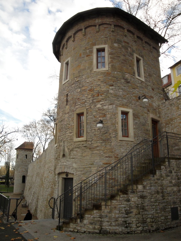 Pulverturm am Unteren Wall