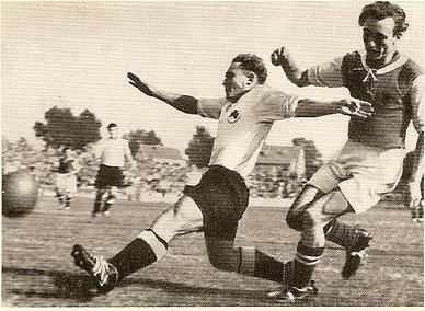 SpVgg Fürth - FC 05 Schweinfurt   am 2.09.1951