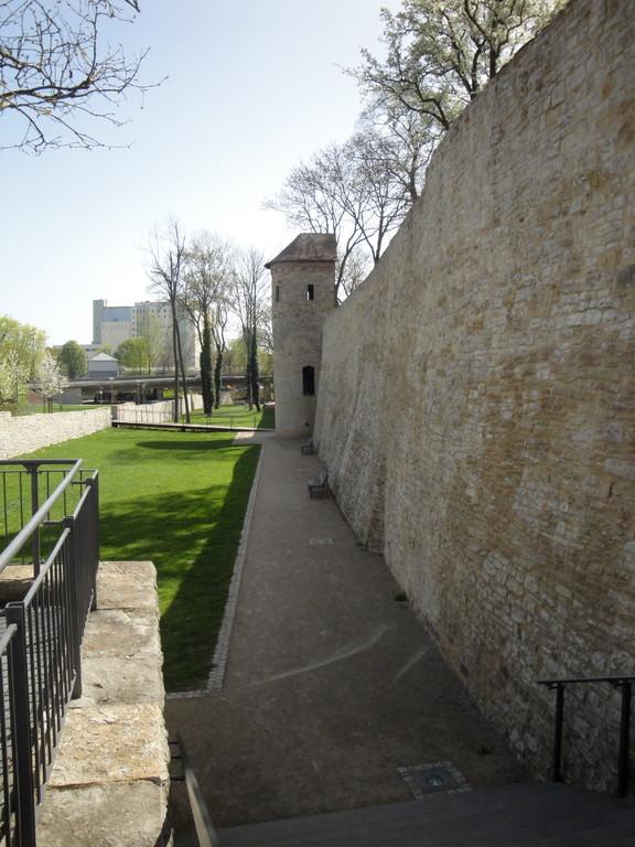 Stadtmauer am Unteren Marienbach