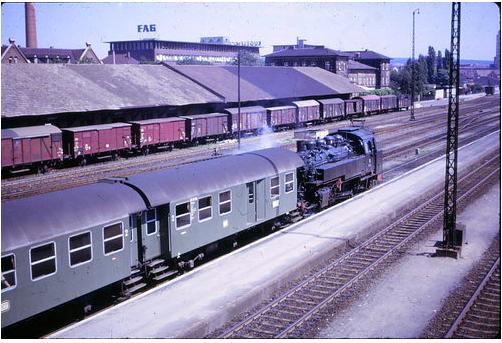 86 164 in Schweinfurt Oktober 1965