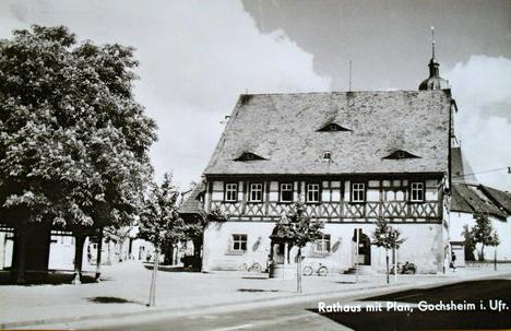 Rathaus 1963