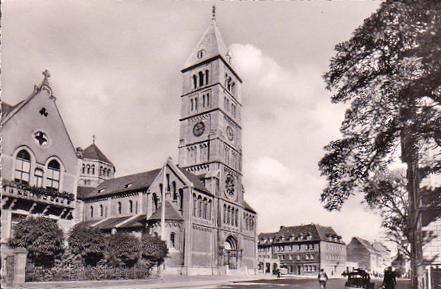 Ca. 1956 - ähnliche Ansicht