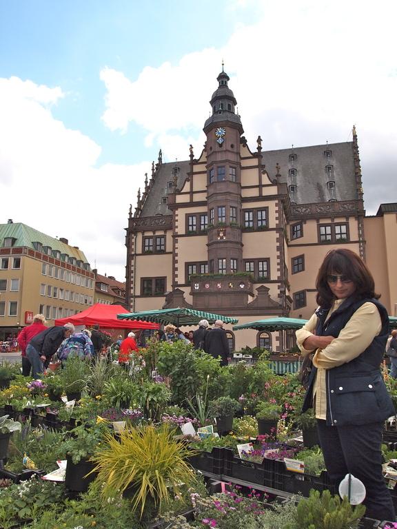 Auf dem Blumenmarkt 2012