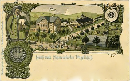 Vogelschuß 1905