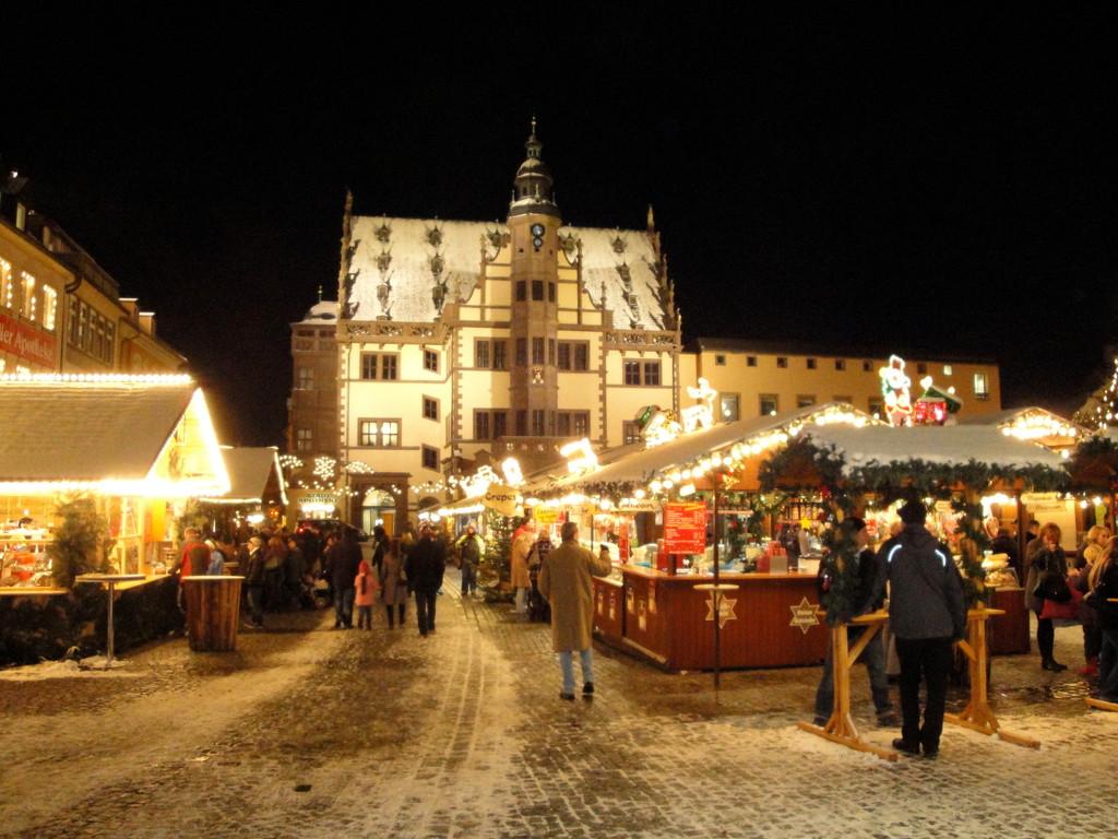 Der Schweinfurter Weihnachtsmarkt