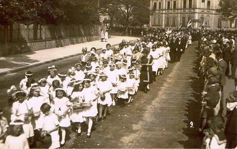 Fronleichnam Juni 1927