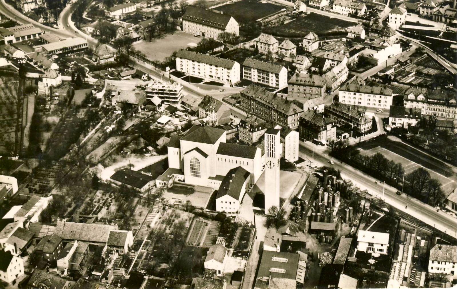 St. Anton mit Umgebung