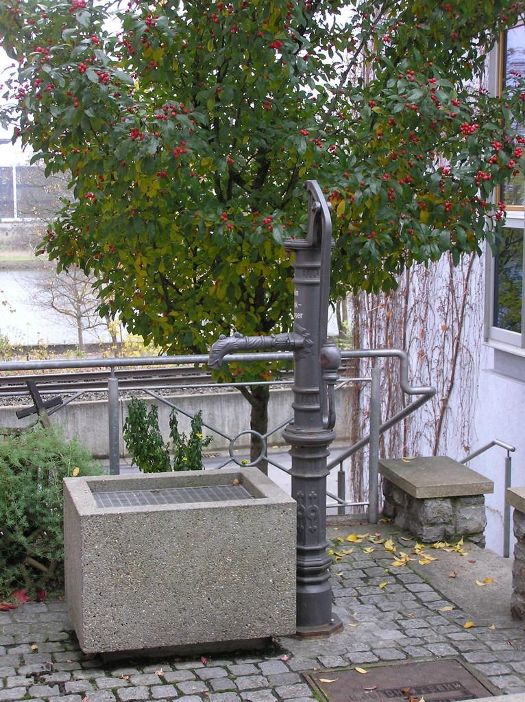 Brunnen, Fischerrain