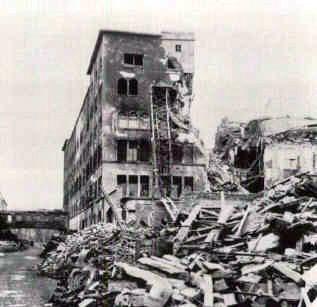 Schrammstraße Vereinigte Kugellagerfabrik, später SKF