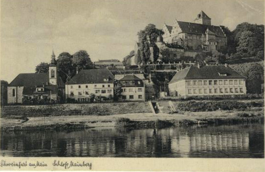 Mainberg um 1940