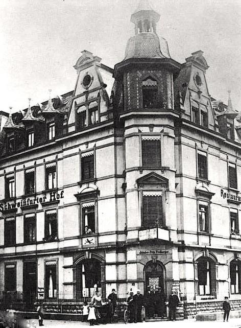 Schweinfurter Hof - Fritz Freiberger