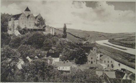 Schloss Mainberg um 1914