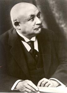 Geheimrat Georg Schäfer 1861–1925