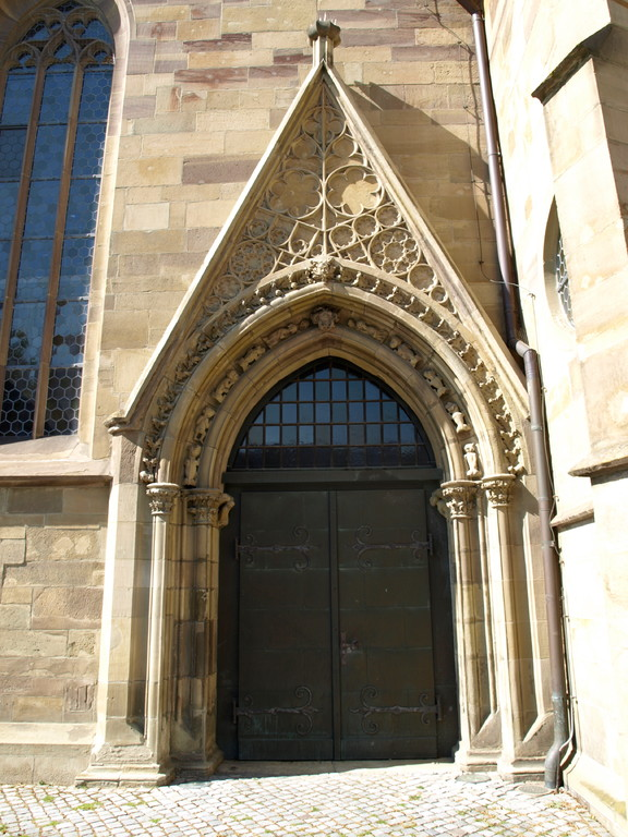 Hauptportal (frühgotisches Portal)