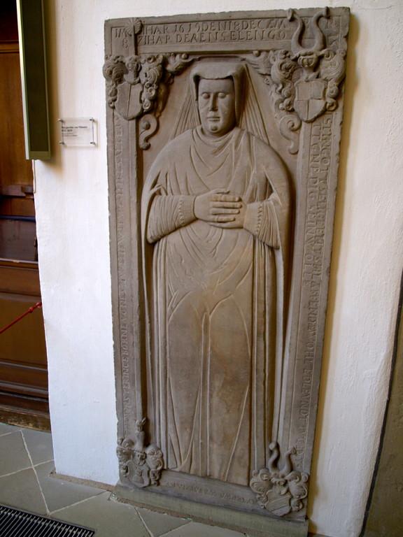 Margaretha von Münster, Ehefrau und Witwe von Valentin von Münster
