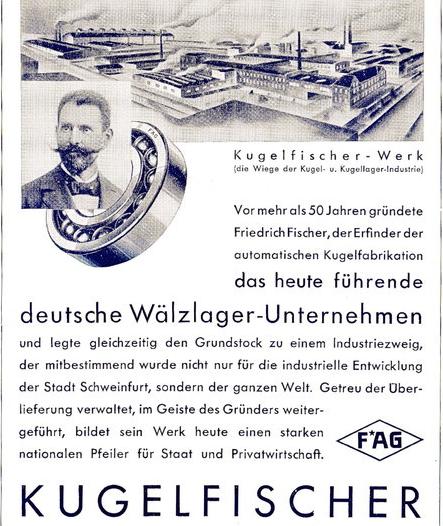 """Werbung in der """"Heimatschau"""" 1934"""