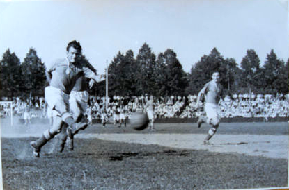 1950/51 im Willy-Sachs-Stadion