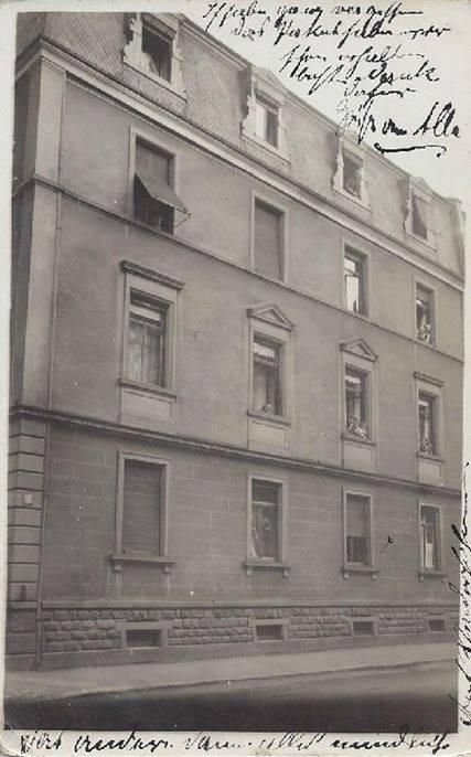 Theresienstraße 1 A