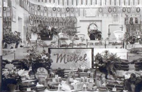 Metzgerei Richard Michel 1950 - Nikolaus-Hofmann-Straße 2