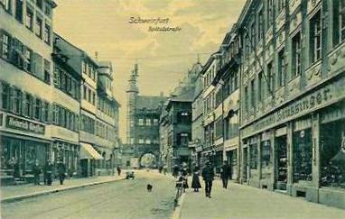 Spitalstraße 1915