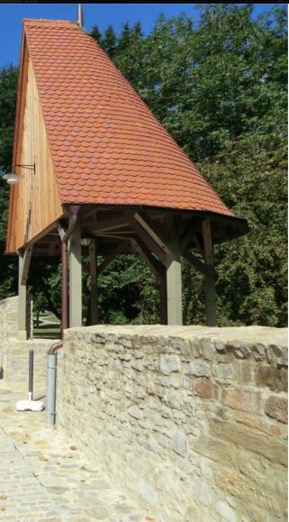 Jägerturm am Oberen Wall