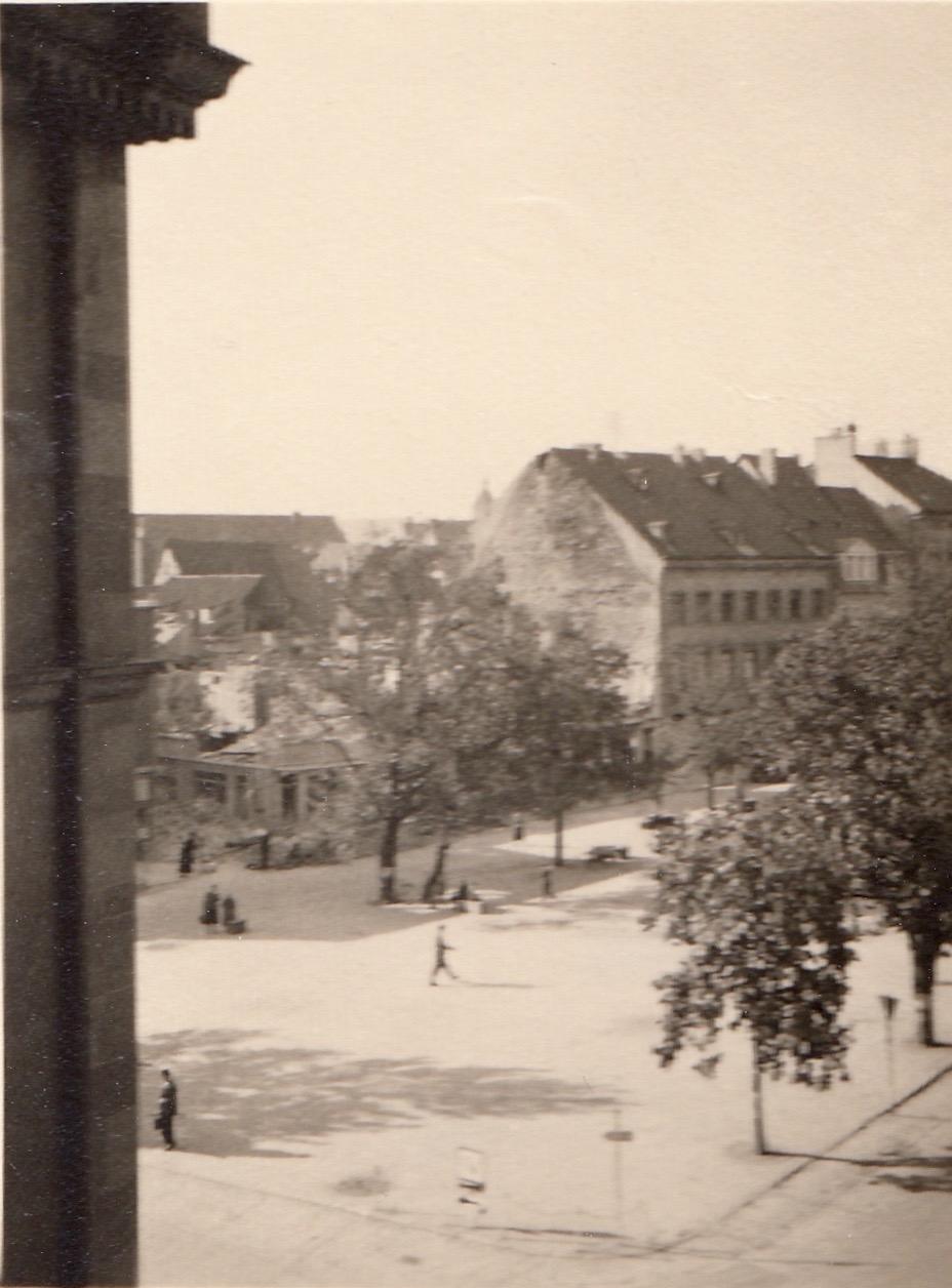 Marktplatz 1944