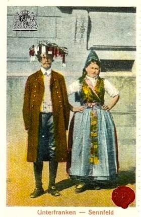 Tracht 1895 - Danke an Michl Kupfer