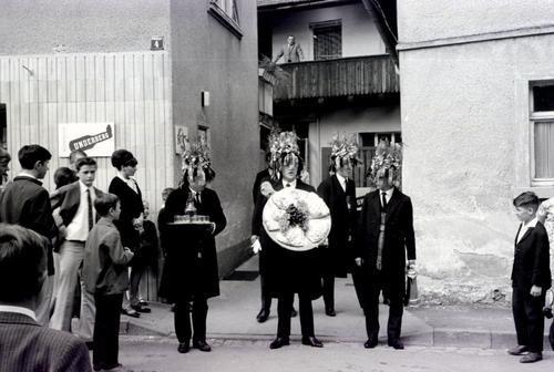 Planburschen in Gochsheim - Danke an Wilhelm Hobner, heute Augsburg