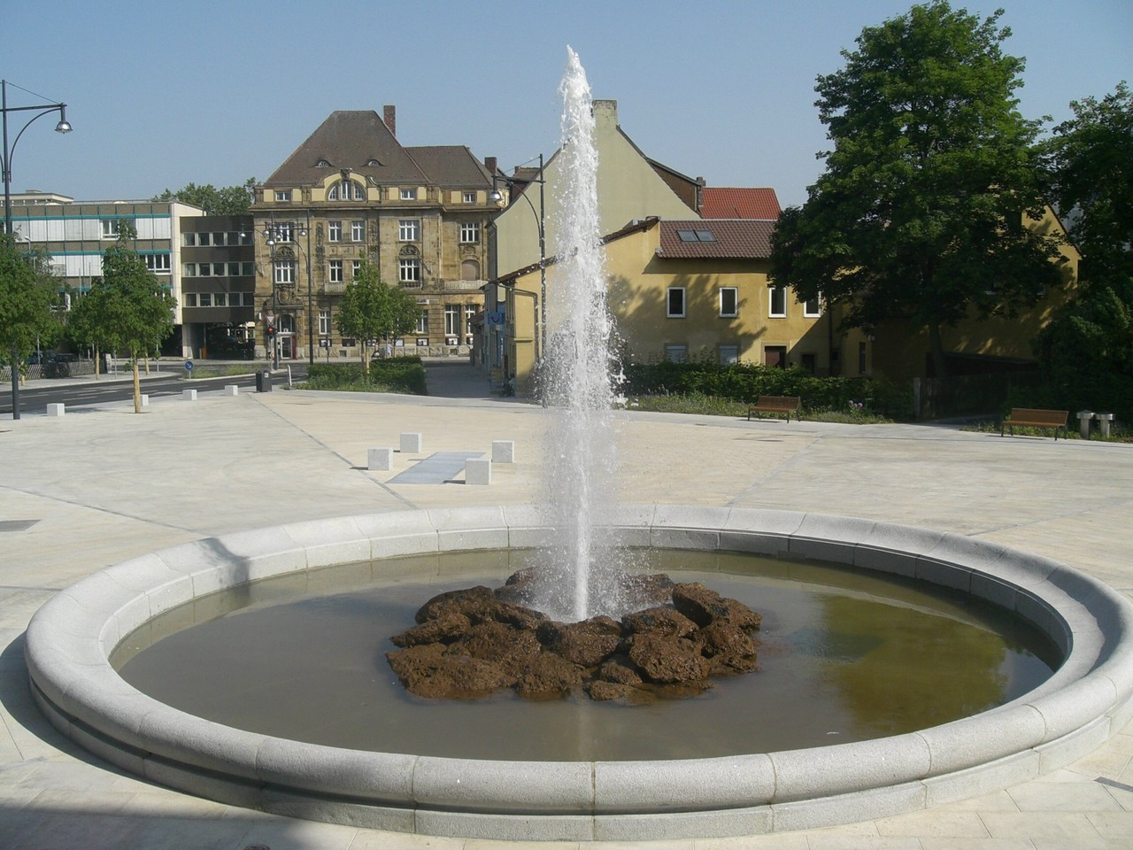 Am Schillerplatz