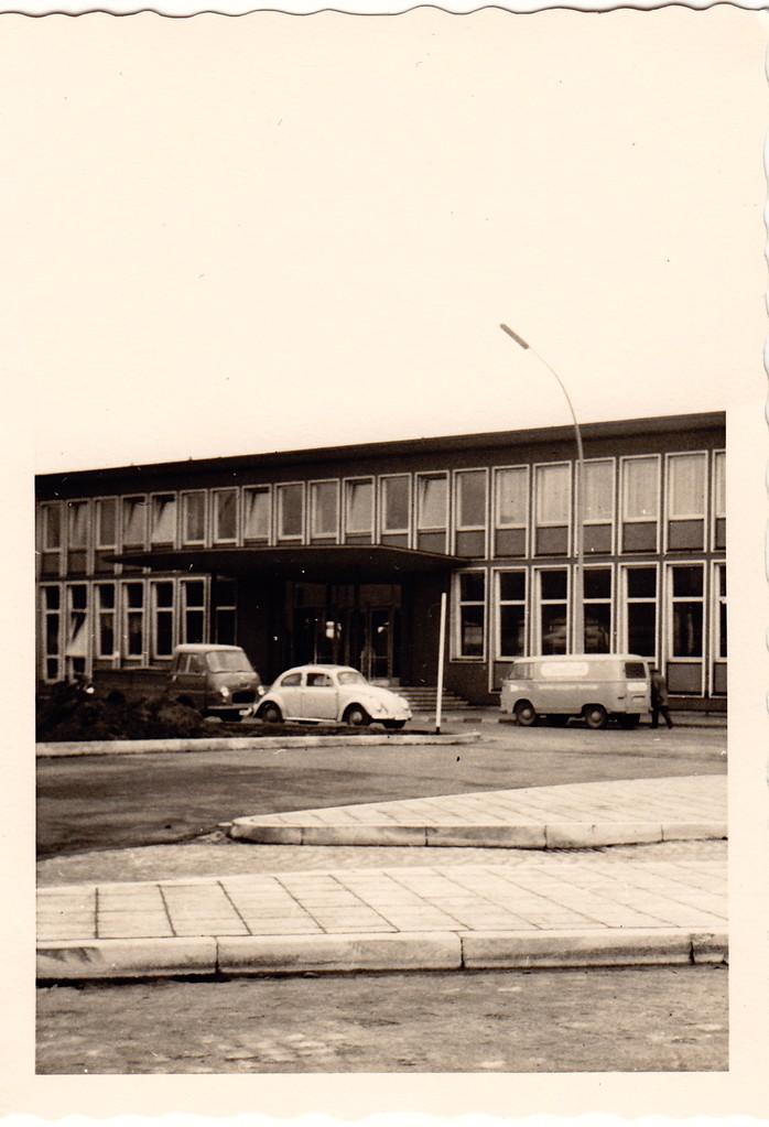 Privatfoto aus den 1970ern