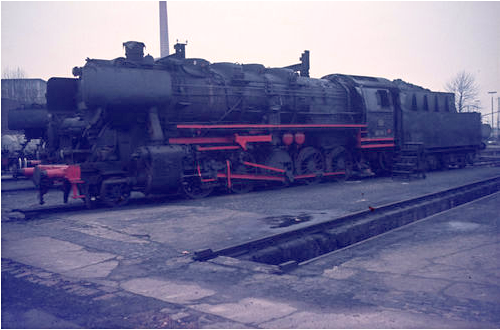053 011-3 Schweinfurt Februar 1975