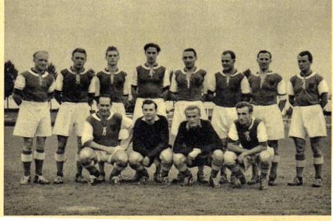 Mannschaft der Saison 1950/51