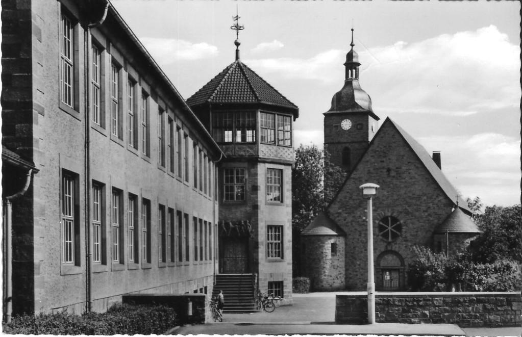 Schule Schweinfurt-Oberndorf Danke Michael Kupfer