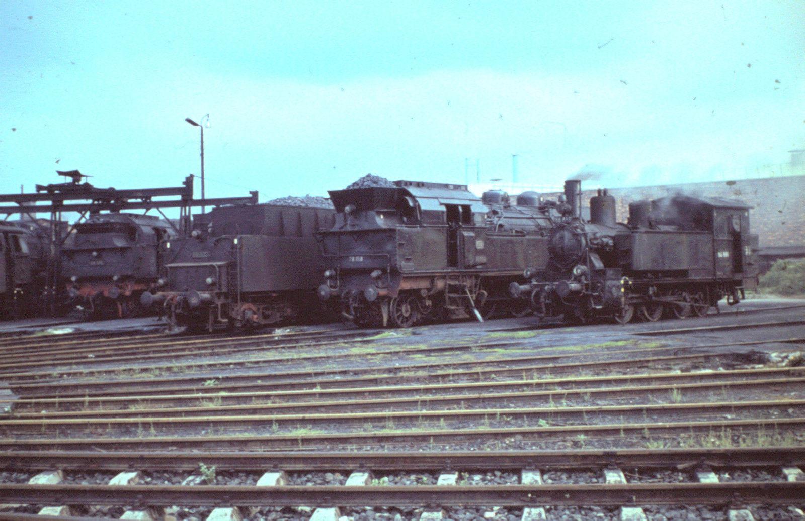 78 315 / 50 2860 / 78 158 / 98 886 Schweinfurt 1967