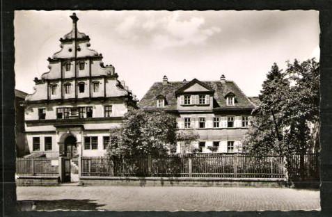 Altes Gymnasium Martin Lutherplatz