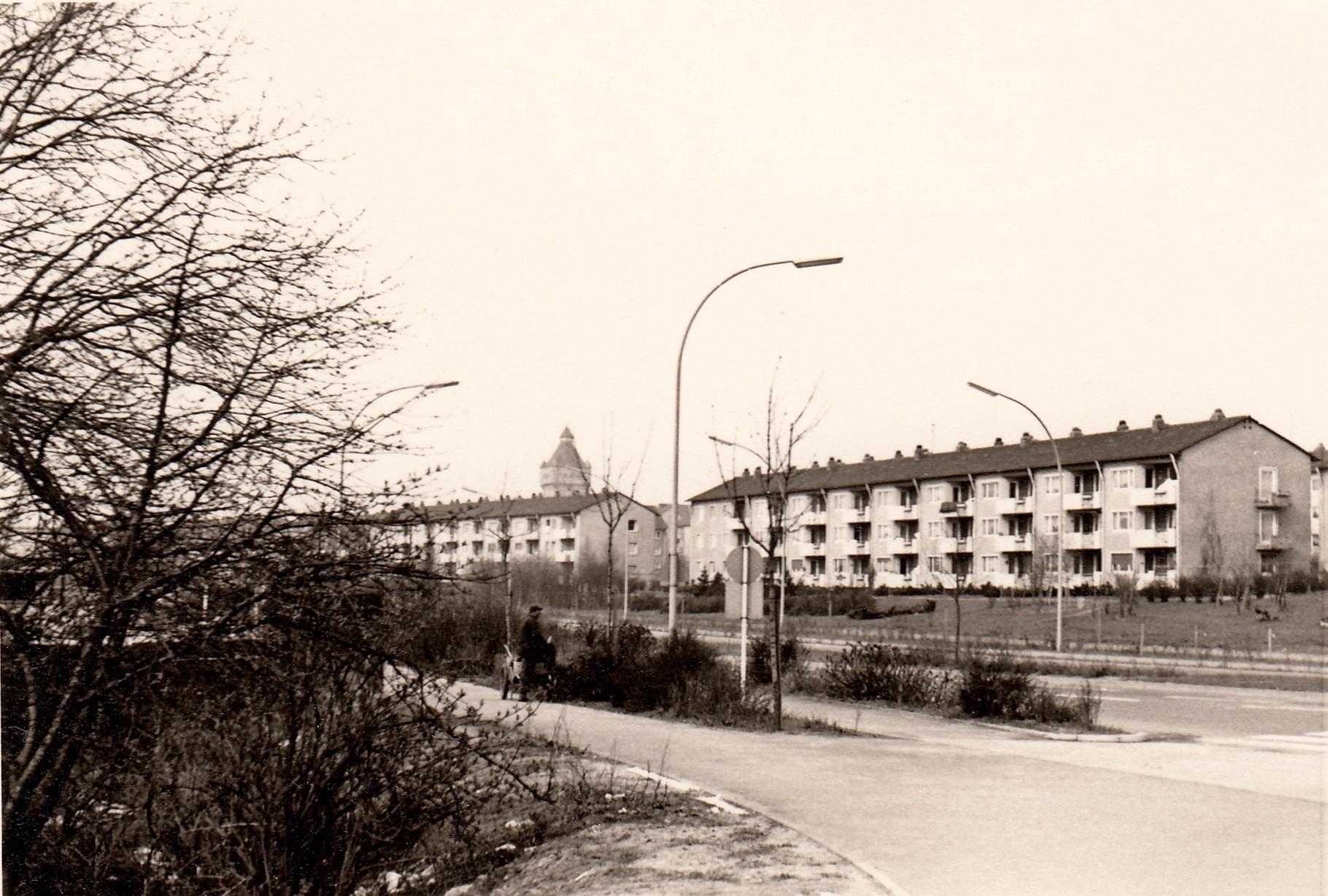 Sudetenstraße