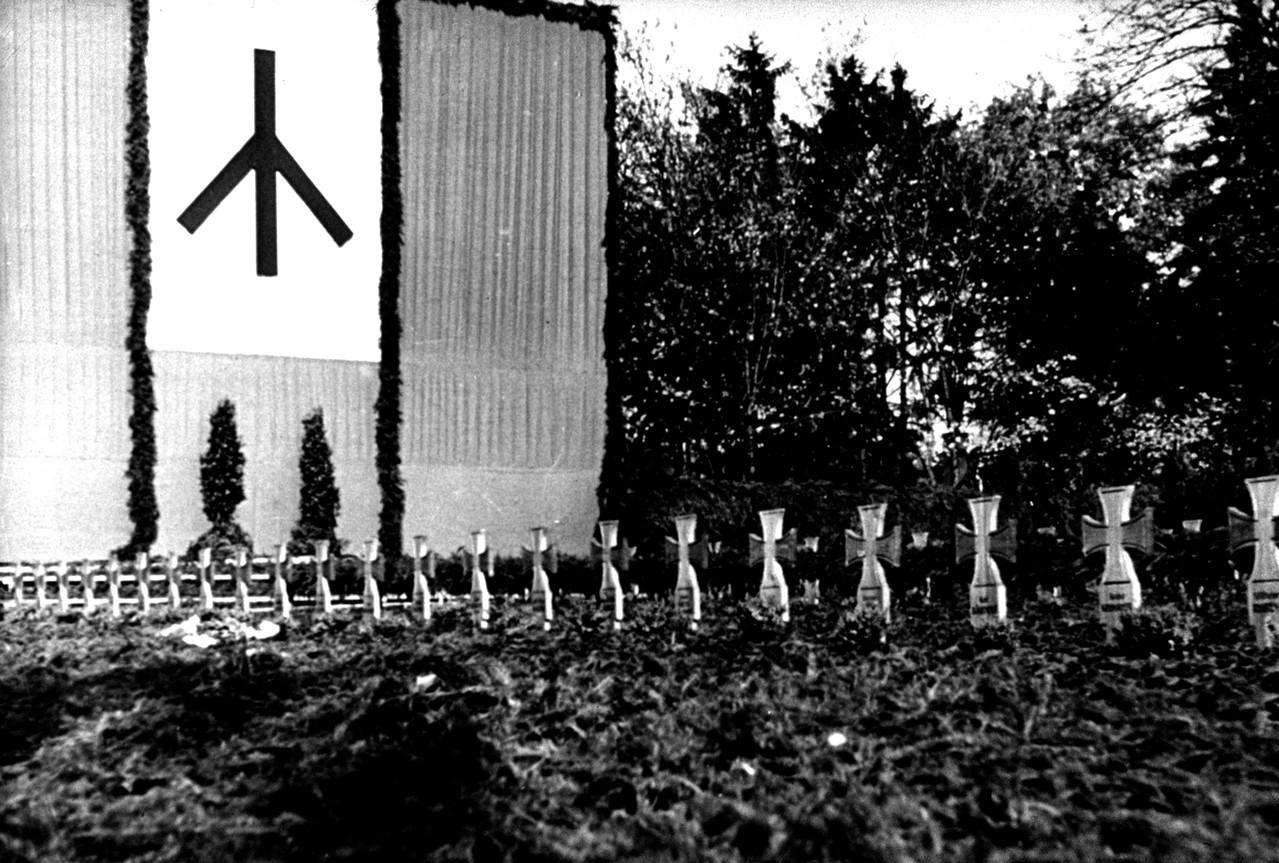 Schweinfurt EinzelgräŠber 1943
