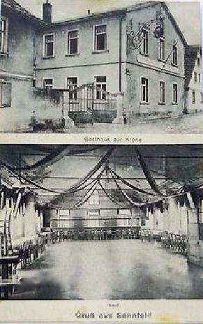 Gasthaus zur Krone 1924