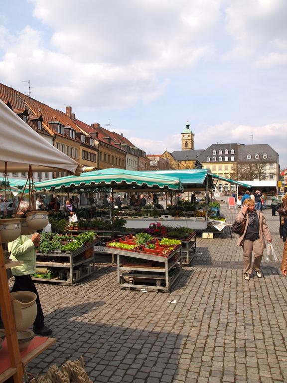 Markt April 2012