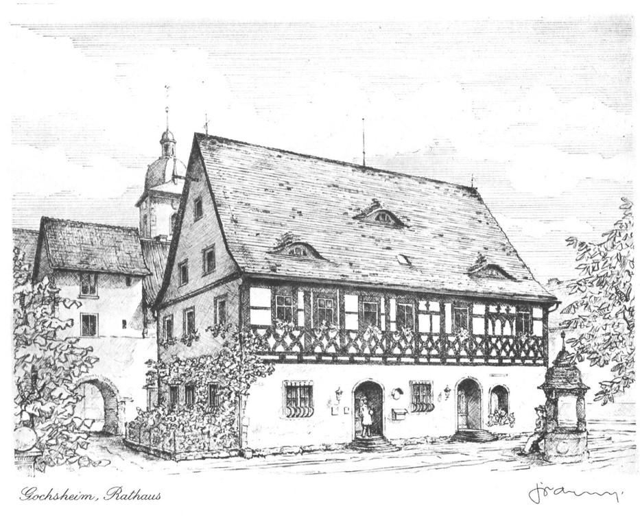 Rathaus Gochsheim