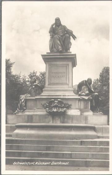 Friedrich-Rückert-Denkmal