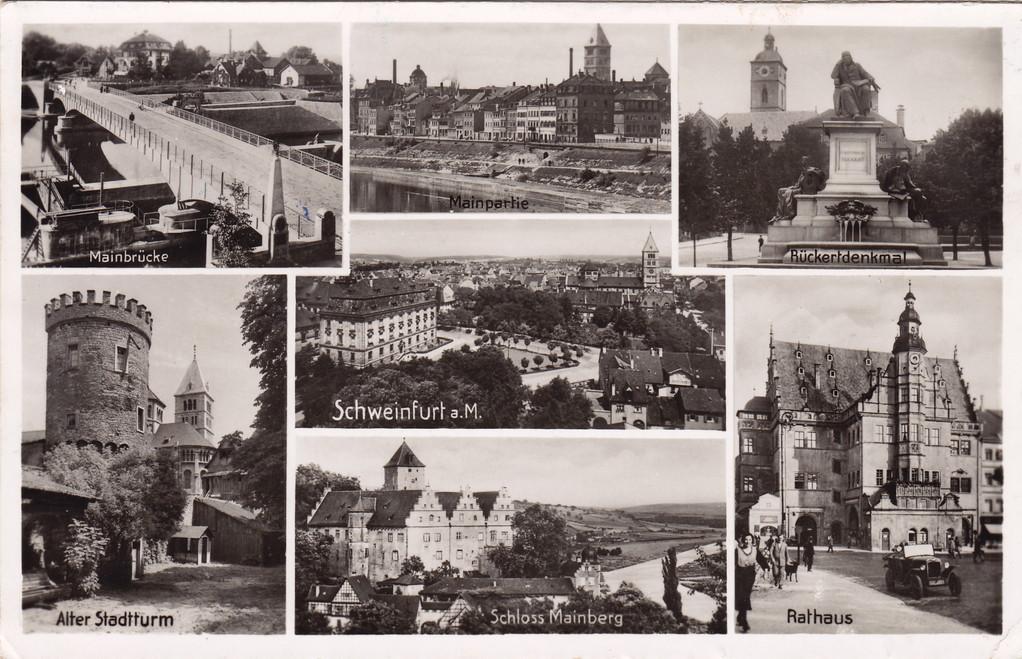 1952 - Danke an Florian Kohl