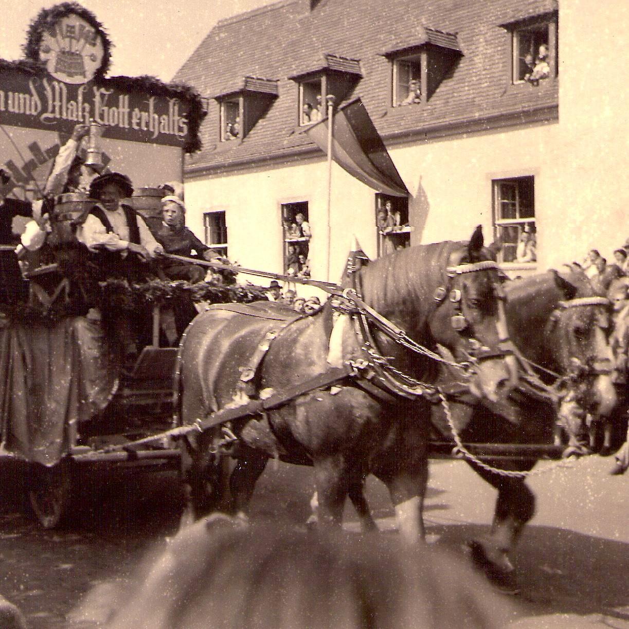 "Gruppe 25 ""Schweinfurter Bier"""