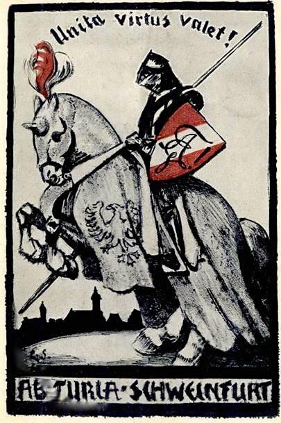 Abituria 1914 Schweinfurt