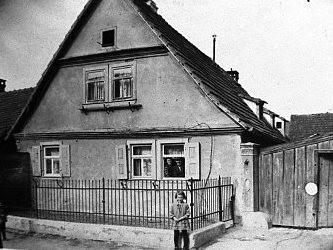 Am kleinen Plan - 1930 - Danke an Peter Wiegand