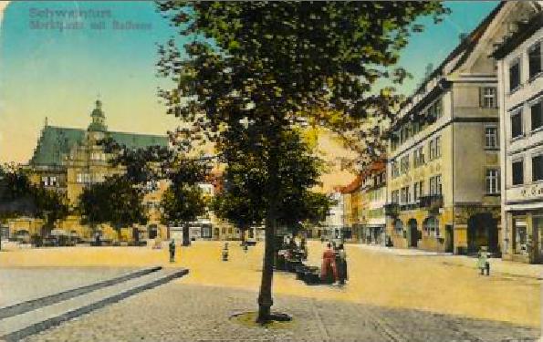 Markt 1925
