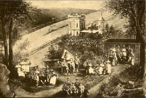 Almrausch 1924 - an der Peterstirn